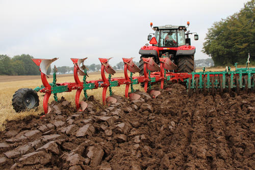 Kverneland ED robust stepwise plough